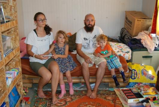 İsviçrede evlenen çift, Alpler yerine Kazdağlarında yaşamayı tercih etti