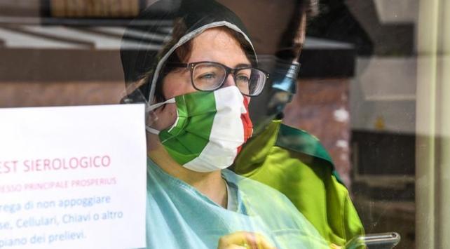 İtalyada salgında yeni vaka sayısı geriliyor
