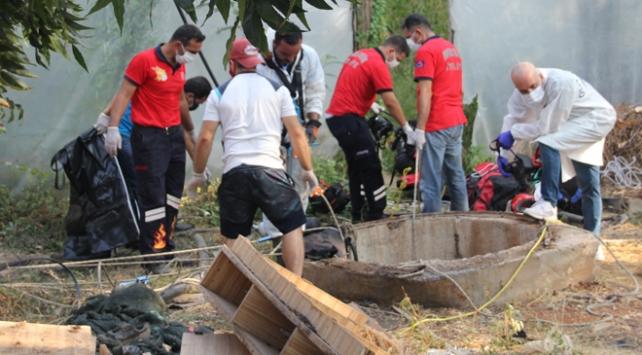 Mersinde 7 gündür aranan kişinin cesedi bulundu