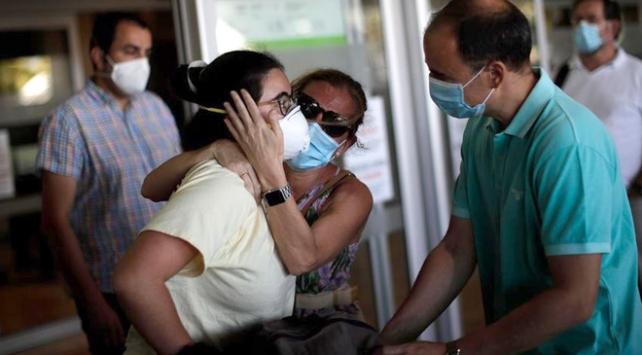 İspanyada son 3 günde 27 bin 404 Covid-19 vakası