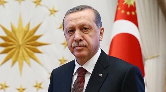Cumhurbaşkanı Erdoğandan Kızılay personelinin ailesine başsağlığı