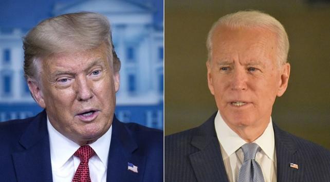 Demokrat aday Bidendan Trumpa iklim kundakçısı ithamı