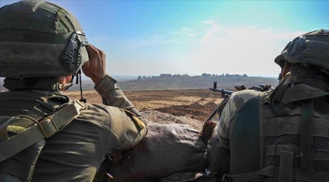 PKK/YPGli 11 terörist etkisiz hale getirildi