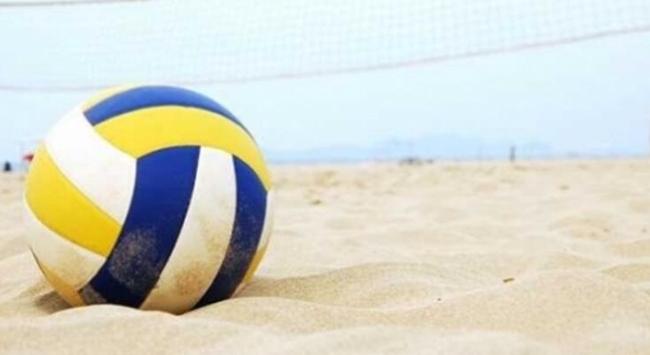 Plaj voleybolunda 22 Yaş Altı Avrupa Şampiyonası İzmirde başlayacak