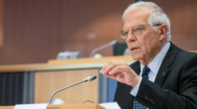 AB Yüksek Temsilcisi Borrell: Türkiye ile zıtlaşarak sorunlara çözüm bulunamayacağı açık