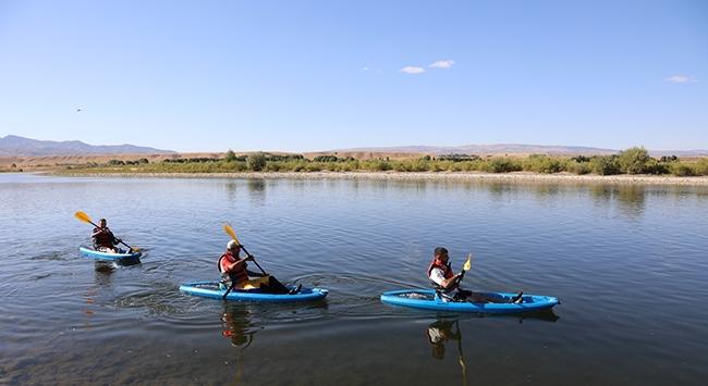 Bingölün Genç ilçesi su sporlarıyla tanıtılacak