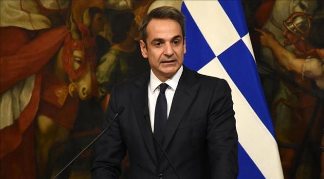 Yunanistan Başbakanı Miçotakis: Türkiyeyle en kısa sürede görüşmeye hazırız