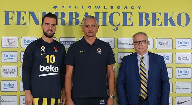Fenerbahçe Bekoda medya günü düzenlendi
