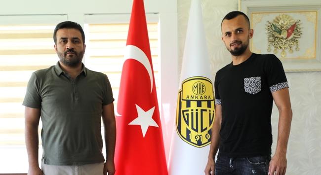 MKE Ankaragücü İlhan Parlak ile yollarını ayırdı