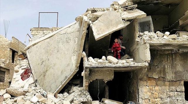BM raporu: Esed rejiminin savaş suçlarına ilişkin makul kanıtlar var