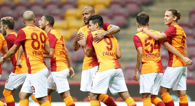 Galatasaray Azerbaycan deplasmanında