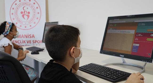 Bakan Kasapoğlu: 345 Gençlik Merkezimizde EBA eğitim seferberliği başlattık