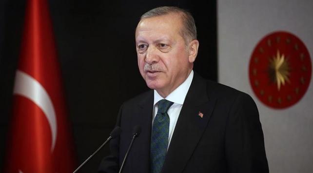 Erdoğandan Japonyanın yeni Başbakanı Yoşihideye tebrik