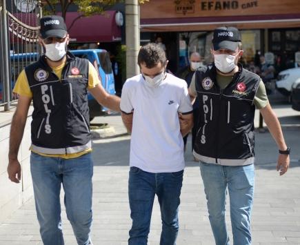 Eskişehirde uyuşturucu operasyonunda 2 şüpheli yakalandı