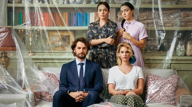 """TRT'nin yeni dizisi Masumlar Apartmanı sosyal medyada """"TT"""" oldu"""