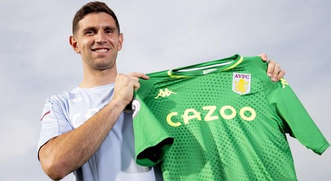 Aston Villa Emiliano Martinezi transfer etti