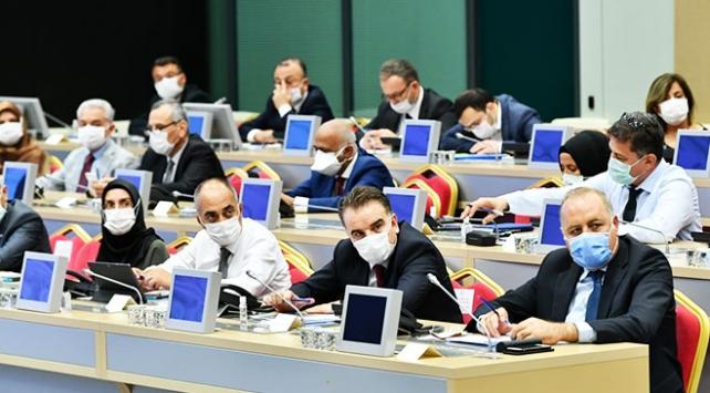 İstanbulda Filyasyon Kurulu yeniden toplandı