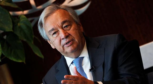 BM Genel Sekreteri Guterresten KKTC açıklaması