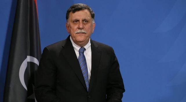 Libya Başbakanı Serracdan görev devri açıklaması