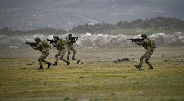 11 PKK/YPGli terörist etkisiz hale getirildi