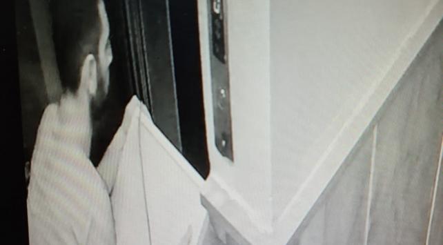100 bin liralık hırsızlık yapan şüpheliyi dövme yakalattı