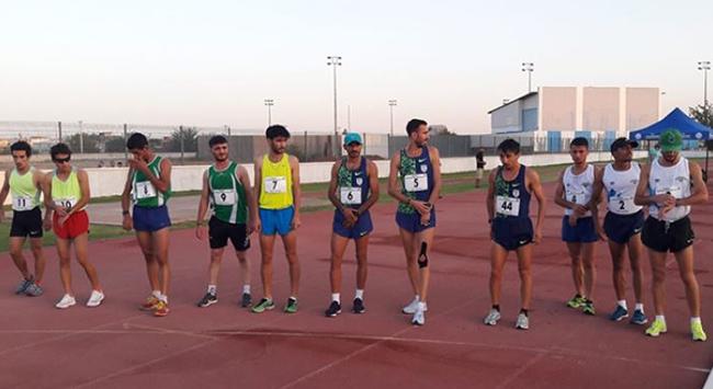 Türkiye Yürüyüş Liginde Diyarbakırdaki yarışlar yapıldı