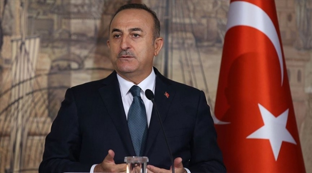 Bakan Çavuşoğlu NATO Genel Sekreteri ile görüştü