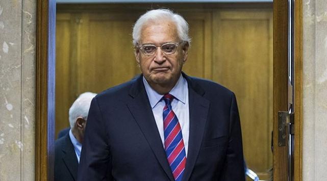 ABDnin İsrail Büyükelçisi Friedman: Abbası Dahlan ile değiştirmeyi düşünüyoruz