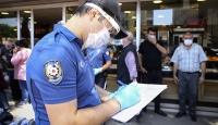 Kocaeli'nde koronavirüs tedbirlerine uymayan 377 kişiye ceza
