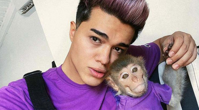 Kaçak yollardan maymun alan Meriç İzgi gözaltına alındı