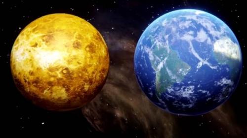 Bilim insanları Venüs'te olası yaşam belirtileri keşfetti