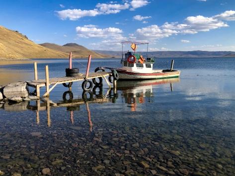 Balık Gölü sunduğu güzellikleriyle bölgenin ilgi odağı haline geldi