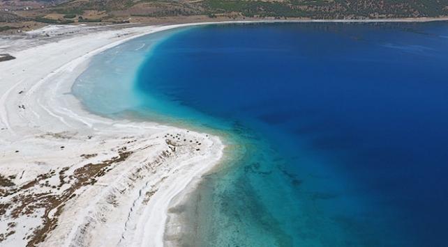 Saldaya yeni önlem: Beyaz Adalar bölgesinde göl kısıtlaması