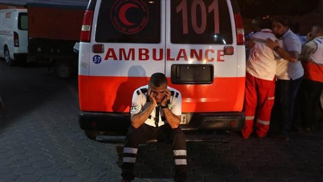 İsrail güçlerinin attığı ses bombası nedeniyle Filistinli bir doktor hayatını kaybetti
