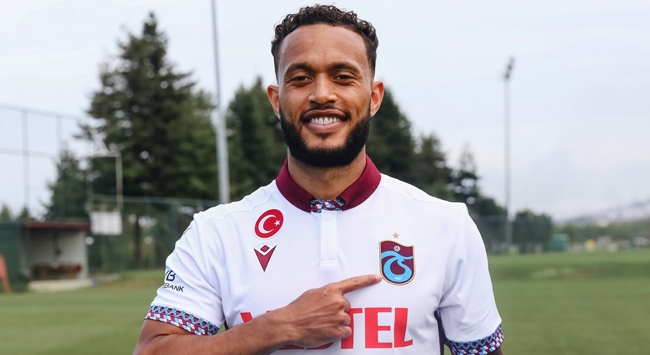 Lewis Baker Trabzonsporda