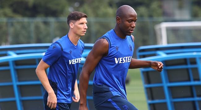 Trabzonsporda yeni transferler kadroda