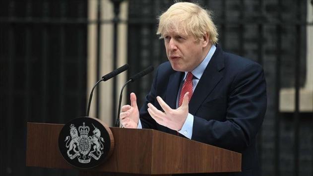 İngiltere Başbakanı Johnson: Ülkede salgının ikinci dalgasının geldiğini görüyoruz
