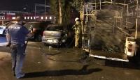 İzmir'de 3 aracı kundakladığı düşünülen zihinsel engelli gözaltına alındı