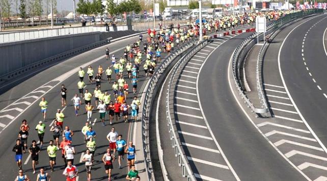 İstanbul Yarı Maratonu yarın koşulacak