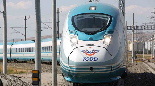 Yüksek Hızlı Tren setlerinin sayısı artıyor