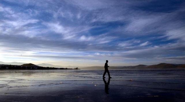 Doğu Anadoluda gece hava sıcaklığı 5 dereceye düştü