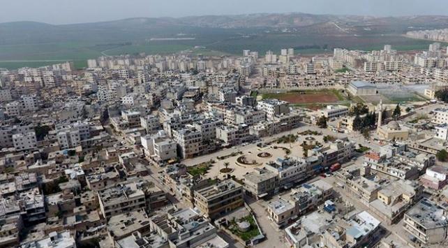 Afrinde bombalı terör saldırısı önlendi