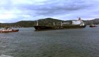 İstanbul Boğazı'nda sürüklenen tanker kurtarıldı