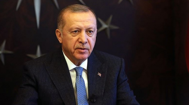 Cumhurbaşkanı Erdoğan, Musevi vatandaşların Roş Aşana Bayramını kutladı