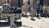 Libya Ordusu Batı Bölgesi Komutanı Cuveyli Hafter'in açıkladığı petrol anlaşmasını reddetti
