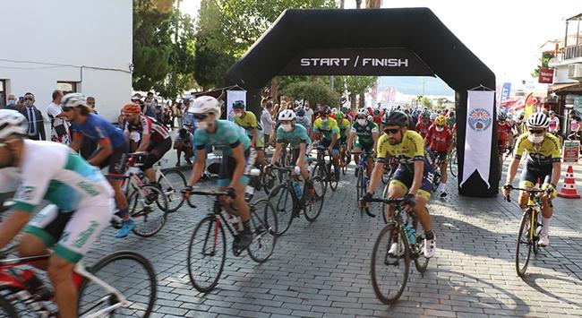 Uluslararası Patara 2020 Gran Fondo Bisiklet Yarışı başladı