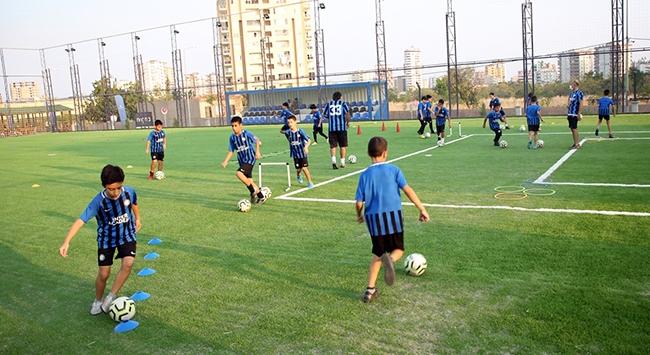Inter Akademi Türkiye dünya liglerine yıldız yetiştirecek
