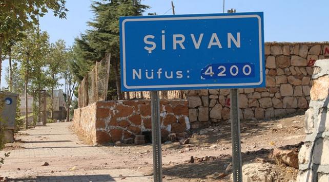 Siirtin Şirvan ilçesi karantinaya alındı