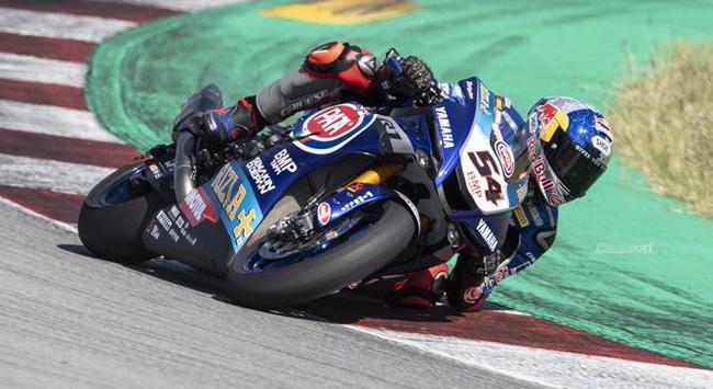 Milli motosikletçi Toprak Razgatlıoğlu İspanyada 6. oldu