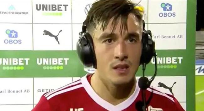 Türk futbolcuya ırkçı söylemde bulunan Dusan Djuric özür diledi